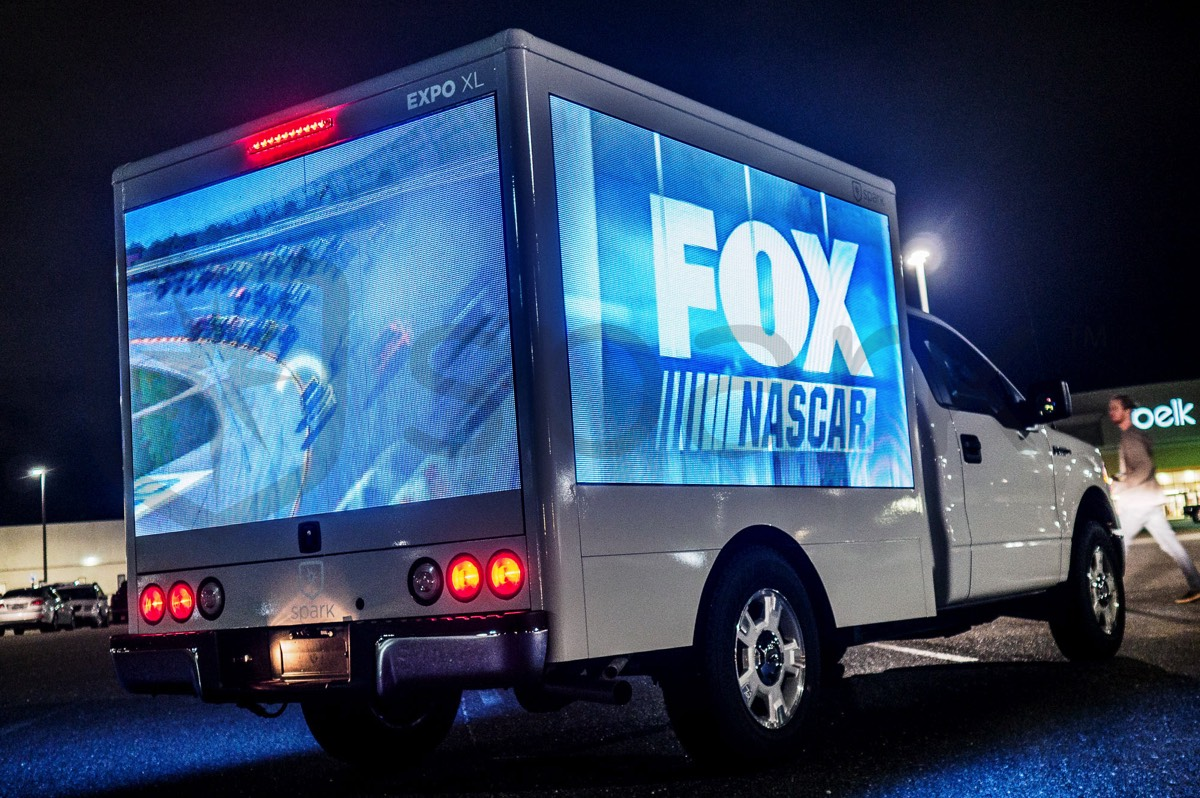 Spark Expo - Digital LED Video Promotional Vehicles ...